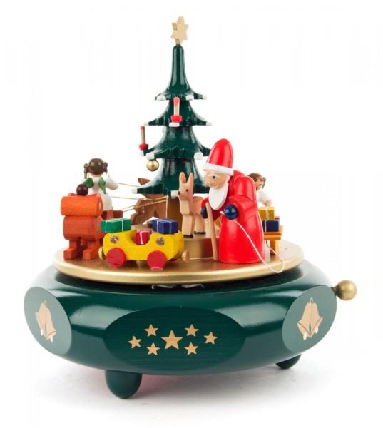 """Spieldose """"Weihnachtsträume"""" Melodie: Süßer die Glocken"""
