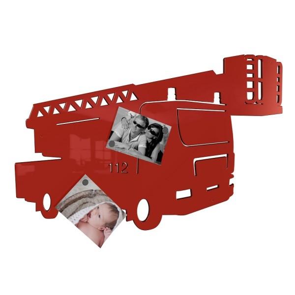 Magnetwand Feuerwehr