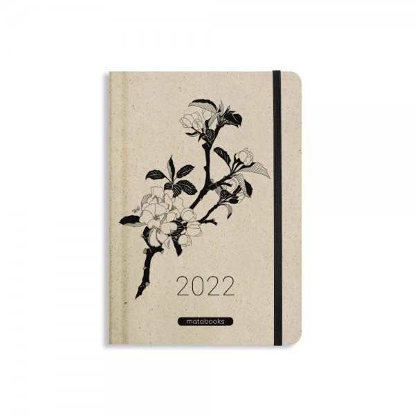 A5 Kalender 2022 - Samaya Garden