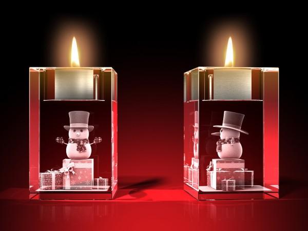 Advents-Teelicht Geschenke
