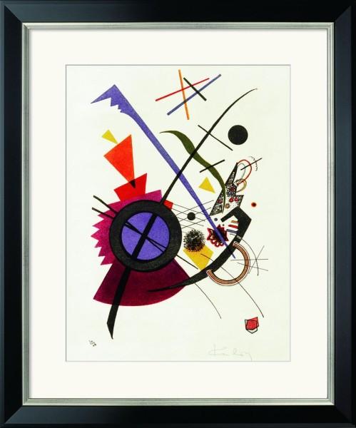 Wassily Kandinsky: Bild Violett
