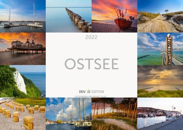 Ostsee Kalender 2022