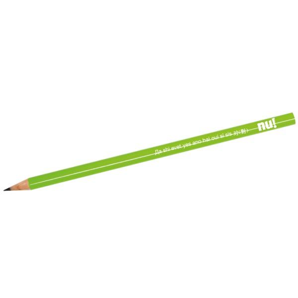 Bleistift Nu!