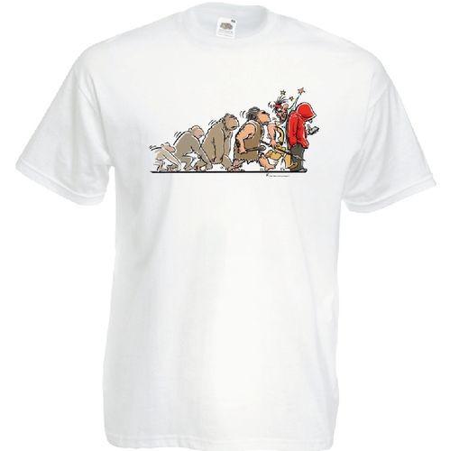 Herren-Shirt Devolution