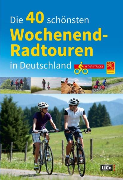 Die 40 schönsten Wochenend-Radtouren in Deutschland