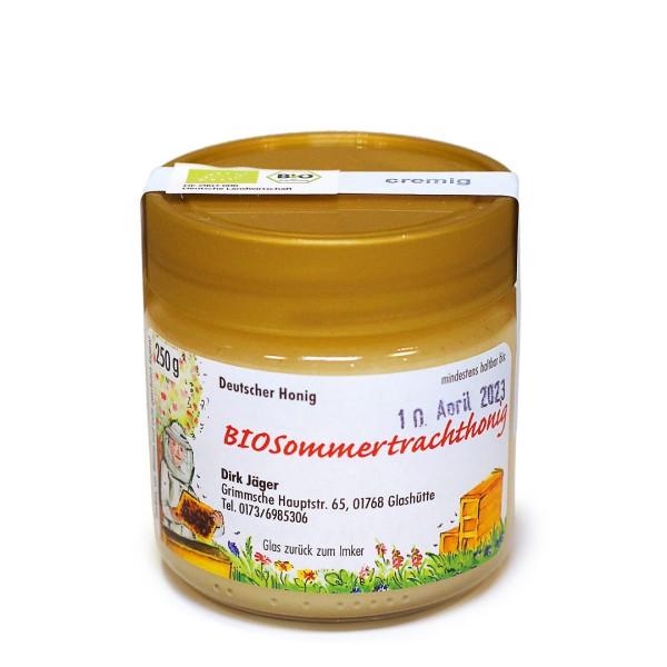 Bio-Sommer-Honig 250 g
