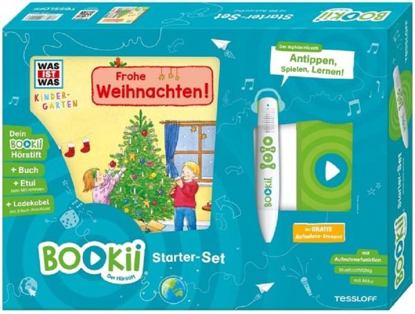 BOOKii® Starter-Set WAS IST WAS Kindergarten Frohe Weihnachten