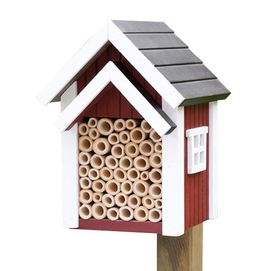 Bienenhotel Blühender Garten