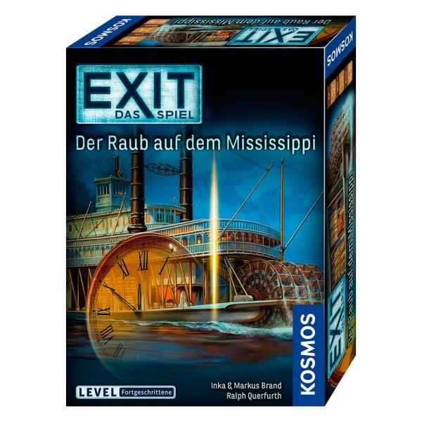 Exit - Das Spiel: Raub auf dem Missisippi