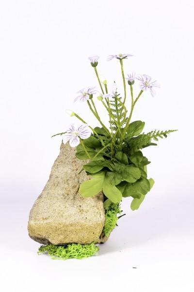 Blumengesteck Kirnitzschturm