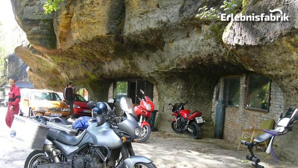 Motorradtour Sächsische Schweiz