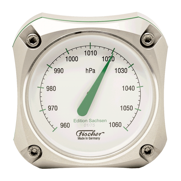 Cockpit - Barometer - Edition Sachsen