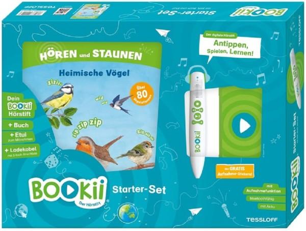 BOOKii® Starter-Set Hören und Staunen Heimische Vögel
