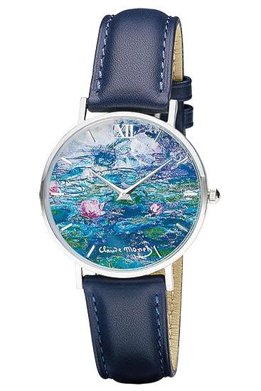 Künstler-Armbanduhr Monet - Les Nymphéas