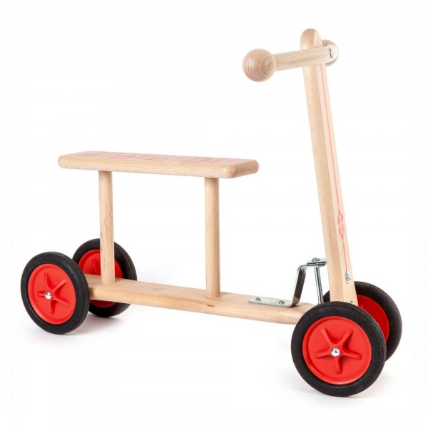 Lernlaufroller aus Holz