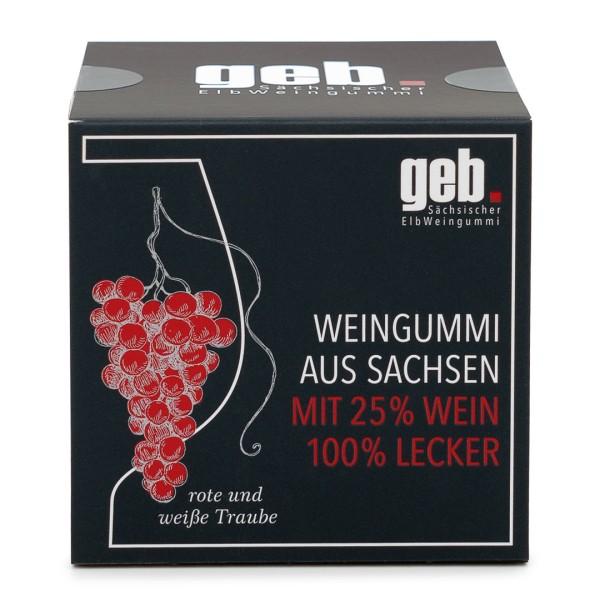 Weingummi Rote & Weiße Traube