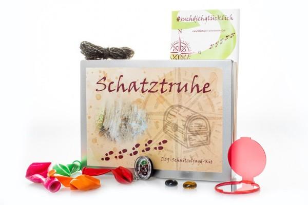 Stadtspiel - Do-it-yourself-Schatzsuche