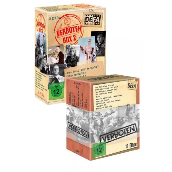 Verbotsfilm Box 1 & 2