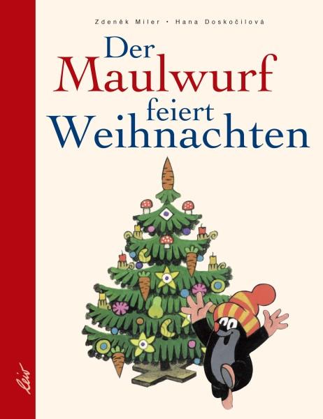 Der Maulwurf feiert Weihnachten