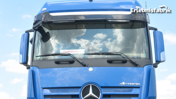 LKW selber fahren in Berlin