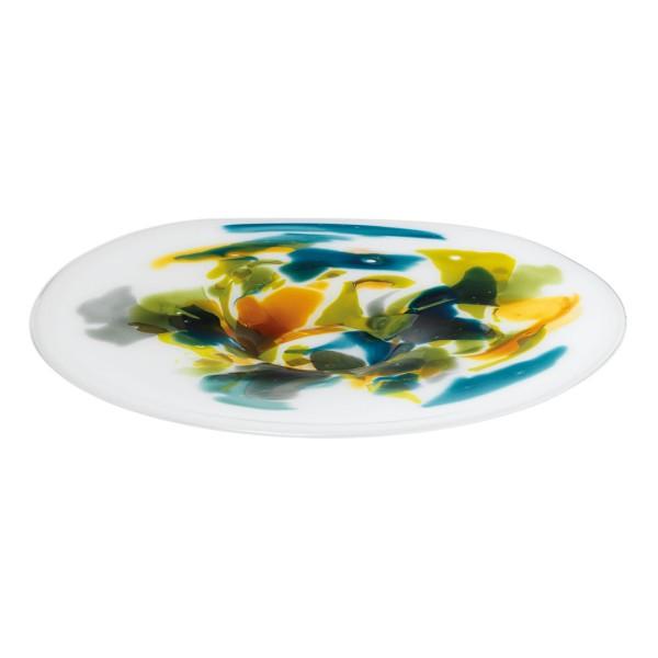 Glasschale Monet