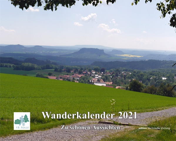 Wanderkalender 2021 – Zu schönen Aussichten