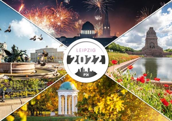 Leipzig Kalender 2022