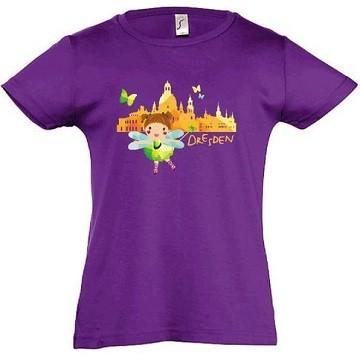 Kinder-T-Shirt Dresden-Fee
