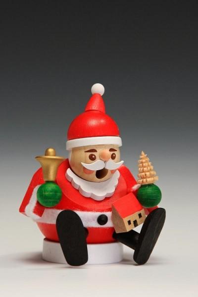 Minikugelrauchmann Weihnachtsmann