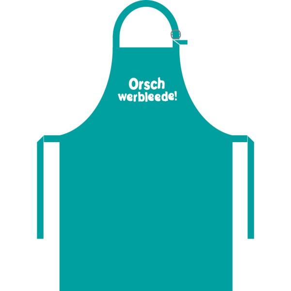 Grill- und Kochschürze Orschwerbleede
