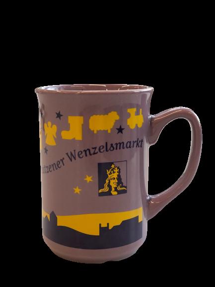 Glühweintasse Wenzelsmarkt Bautzen 2020