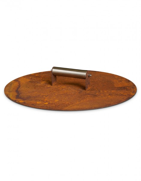 F4 - Grill Deckel aus Stahl