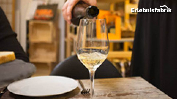 Weinverkostung in Berlin