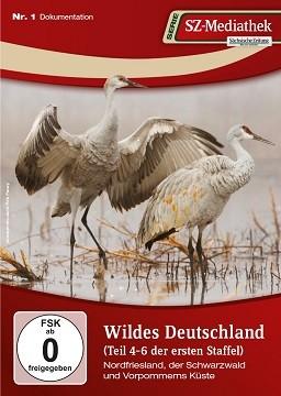 DVD Wildes Deutschland Teil 4 - 6