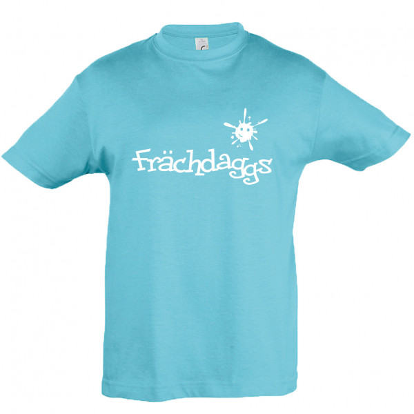Kinder-T-Shirt Frächdaggs
