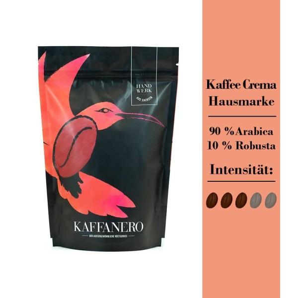 Kaffee Crema Rot - Hausmarke