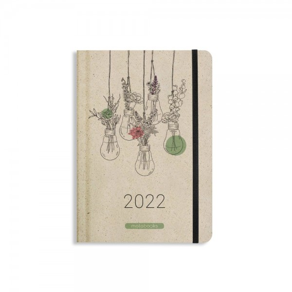 A5 Kalender 2022 - Samaya Blooming