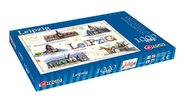 Leipzig - Fineart: Puzzle