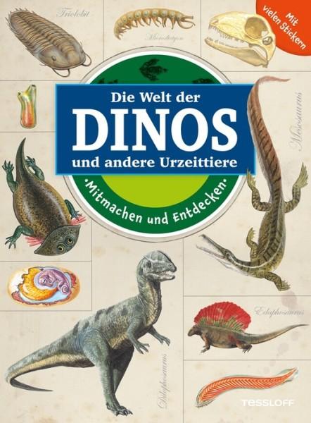 Die Welt der Dinos und andere Urzzeittiere