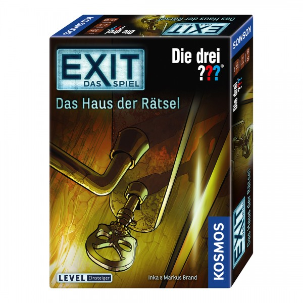 Exit - Das Spiel: Das Haus der Rätsel