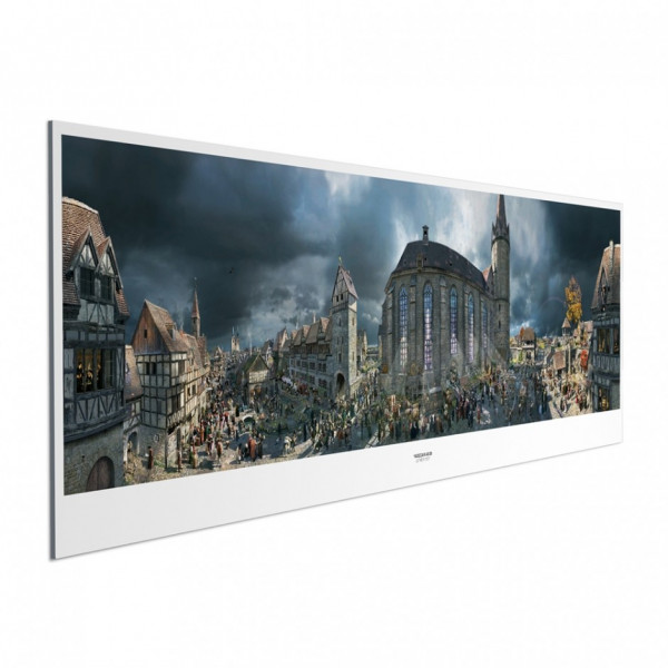 LUTHER – Panoramaposter