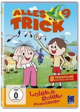 DVD Alles Trick 9