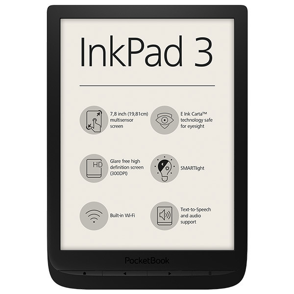 PocketBook InkPad 3 black (1)