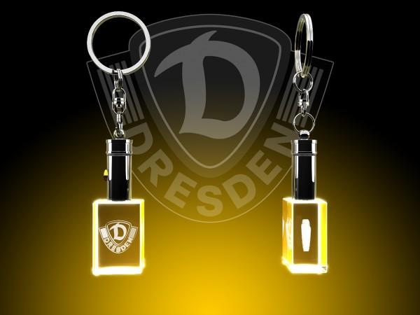 Dynamo Dresden - Schlüsselanhänger LED Leuchte