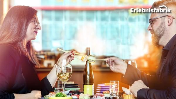 Sushi Abend für zwei in Leipzig