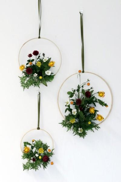 Blumenring Wiesenglück 3er-Set