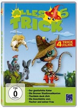 DVD Alles Trick 5