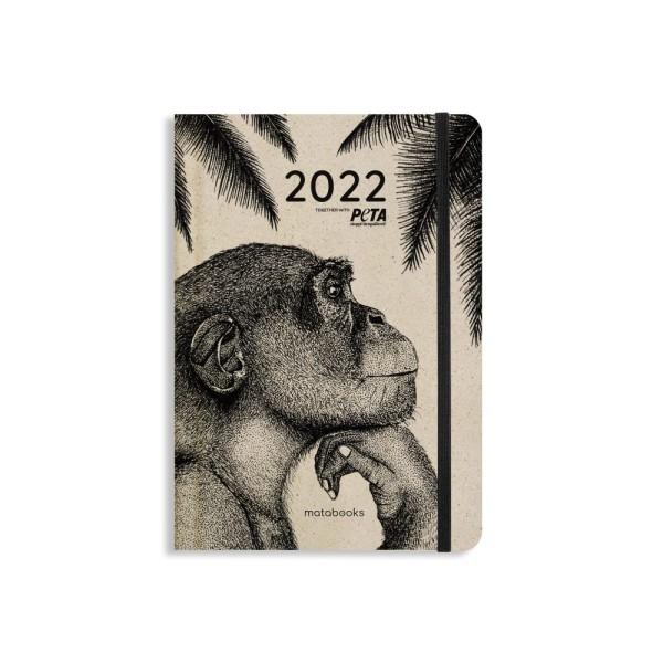 A5 Kalender 2022 - Samaya Equality