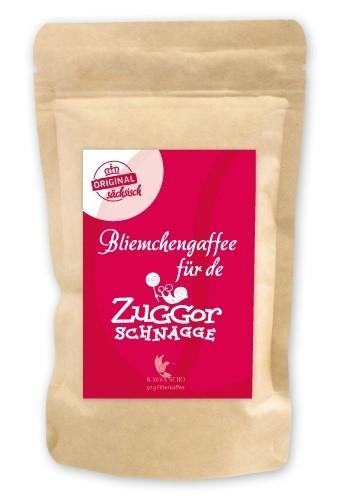 Kaffeepäckchen Zuggorschnägge