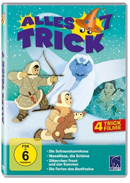 DVD Alles Trick 7